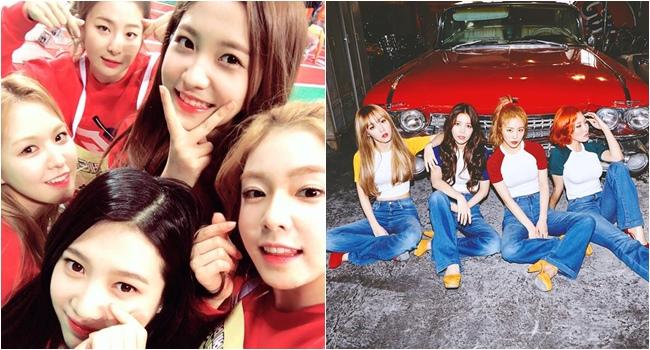 14年出道的女團們,像是 Red Velvet和 Mamamoo也接力,分別以抒情歌曲「7月7日」、「You're the best 」各佔了勝場,也成為春天中最亮眼的三組女團