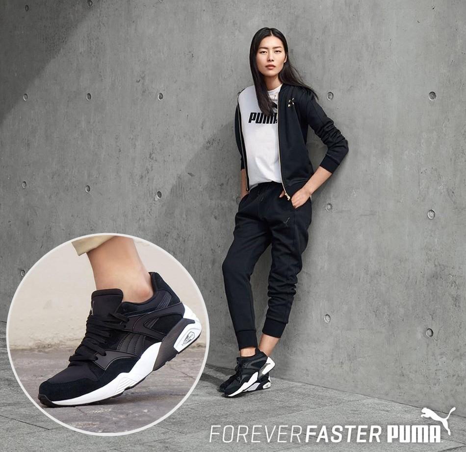 另外,劉雯腳上這雙潮黑也很好看耶,感覺適合比較帥氣的穿搭!