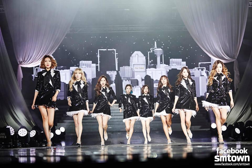 2007年初道至今已熬過8個年頭,雖然中間有經歷過Jessica退團的事件,但她們在韓國人的心中依舊是女團中的女團!人氣依舊高居不下~