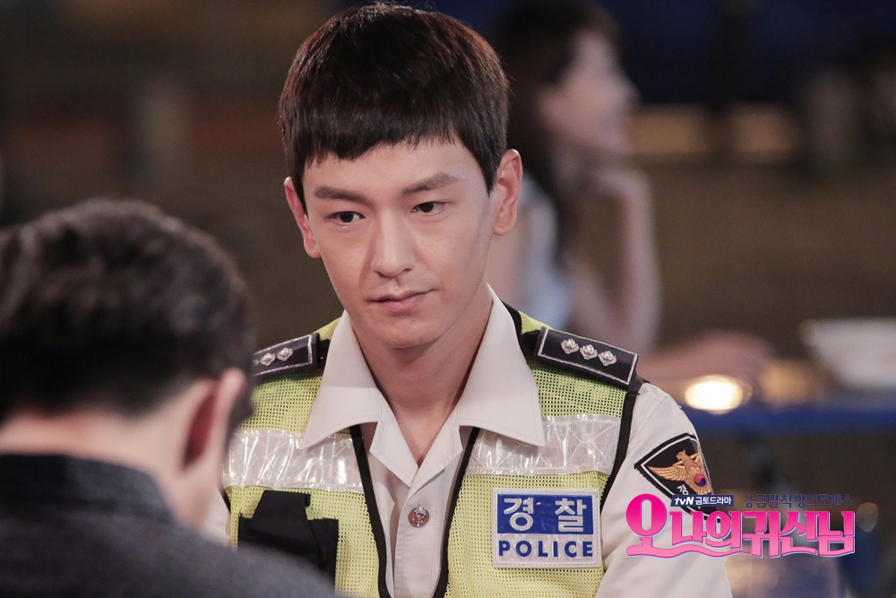 tvN的《Oh 我的鬼神君》你也看了嗎?那你肯定對這個雙面人的角色有印象~