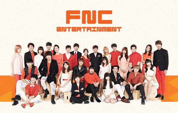 經紀公司FNC近年來動作頻頻,從原本公司立名稱是「N.Flying」、「FTisland」、「CNBLUE」而得名並以經營樂團為主到近年來不僅加入當紅女團AOA