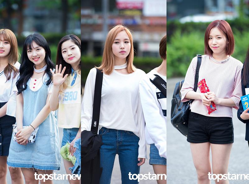 TOP③領口鏤空上衣 給人一種隱形的性感魅力,而且看上去很像是韓妞大愛的短頸鏈的感覺。