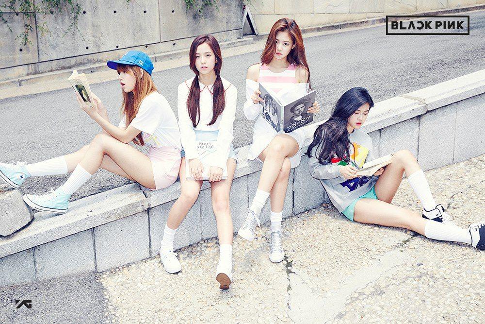 YG時隔七年推出的女團「BLACK PINK」,原定2012年預計要出道,一直到最近才終於定下來,真的讓人等好久啊~~