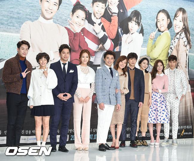 ➔TOP1 KBS2《五個孩子》 主演:安在旭、蘇有珍、林秀香、沈宜英、沈亨倬、申惠善