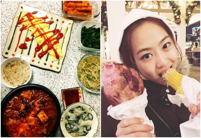 # 親手煮飯時 理想 : 看著食譜幻想假日一定要來試試看 現實 : 廚房好熱喔...  還是出去吃吧 !