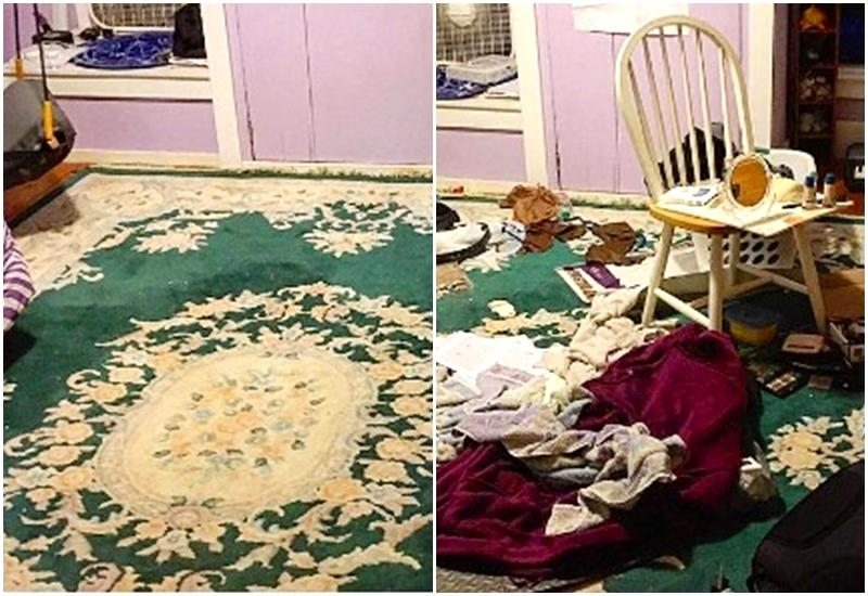 # 整理東西時 理想 : 心血來潮整理收拾一下衣櫃 現實 : 上班來不及了那件衣服在哪??  一秒就又恢復亂七八糟樣