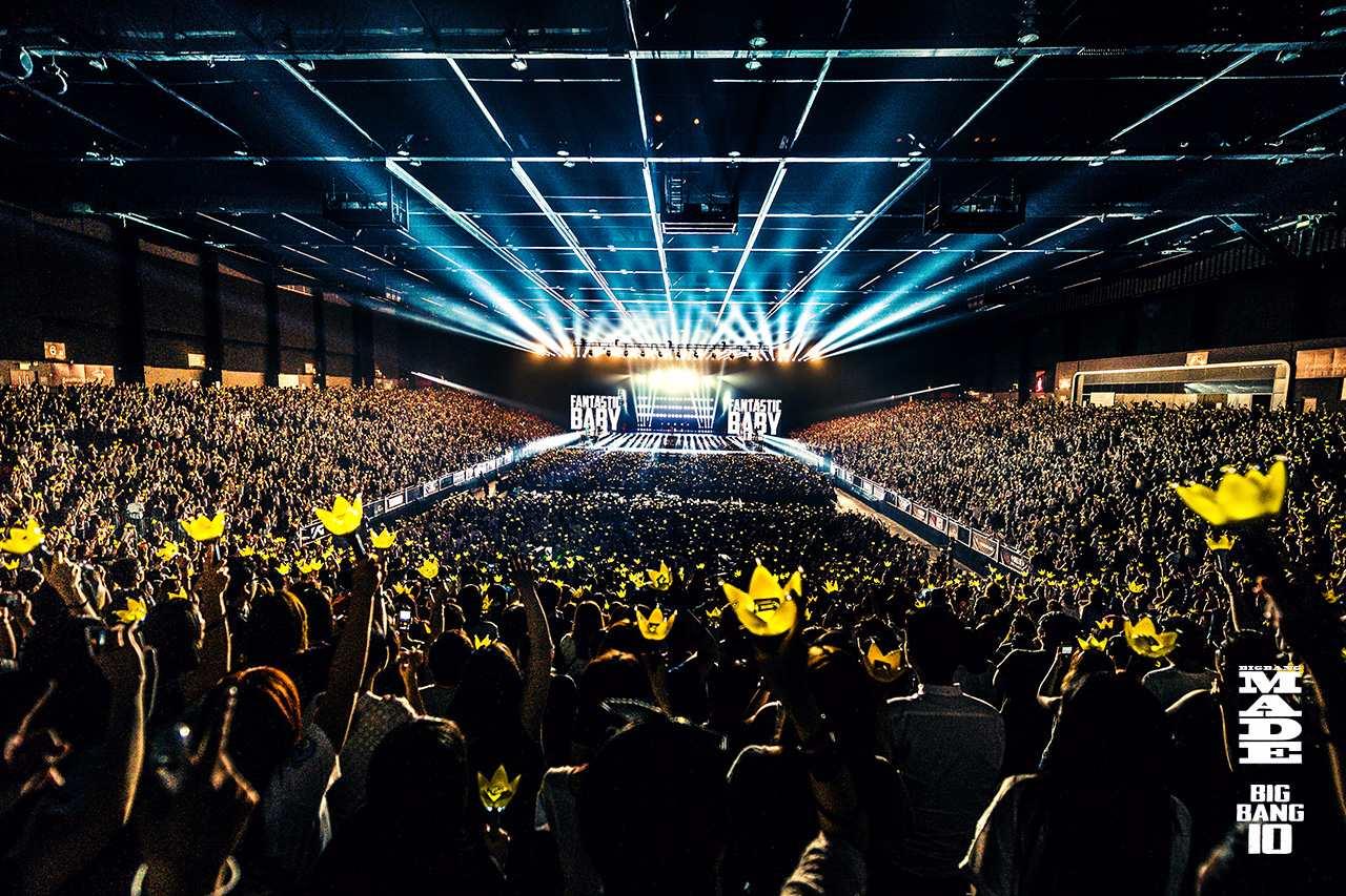 在台灣還要關注BIGBANG粉絲見面會的最新消息!