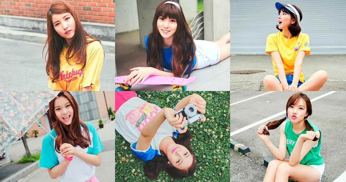 第一波公開的預告照風格大轉變!雖然被粉絲吐槽拍照太沒有誠意,但一改之前的校服風顏色鮮豔多了一點俏皮的感覺,其中成員Eunha剪去一頭長髮更讓粉絲超驚豔!