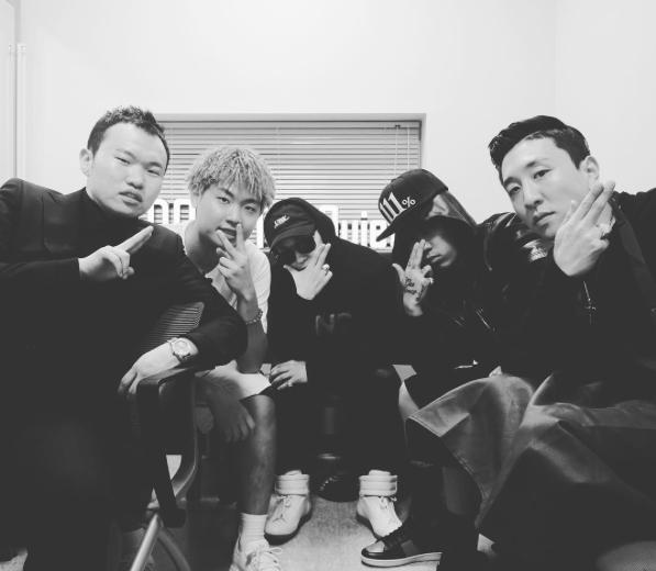 ★ No.7 ::  the quiett、Superbee、myunDo、Flowsik、DOK2 '공중도덕 (Air DoTheQ)'★