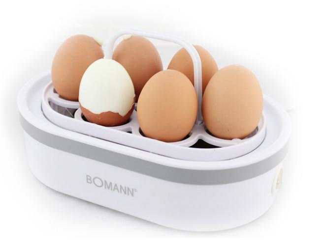 除了蒸蛋,也可以用來蒸地瓜、馬鈴薯、饅頭和水餃等。