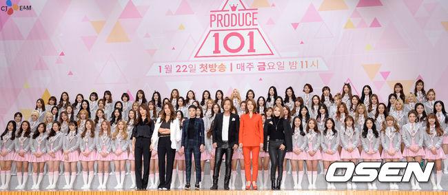 說到收視率,Mnet首次製播大規模的選秀節目《Produce 101》可說是獲得巨大成功,熱搜也登上第3,難怪I.O.I出道之後每每都是話題啊~
