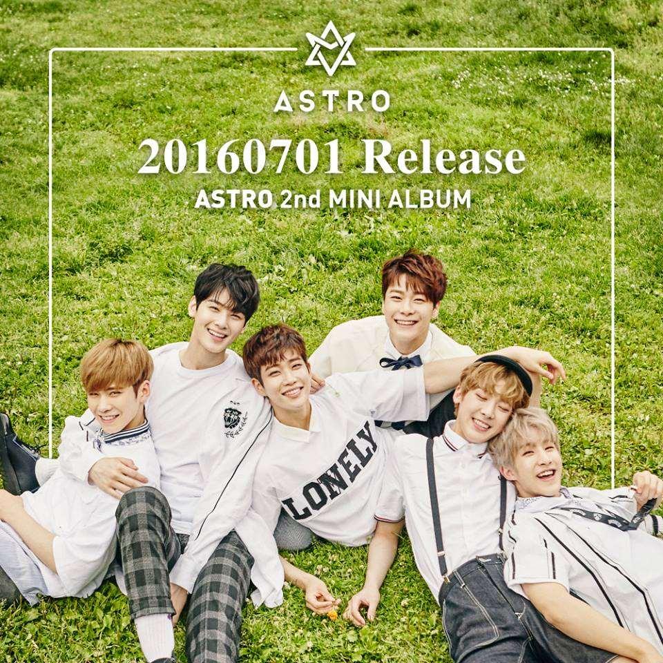 ★ASTRO 出道日期:2015年8月18日 成員:MJ、JIN JIN、車銀優、文彬、Rocky、尹產賀