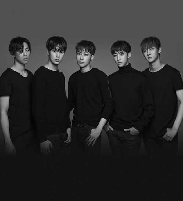 ★KNK 出道日期:2016年3月3日 成員:金有真、朴承俊、鄭因成、金智勳、吳熙俊