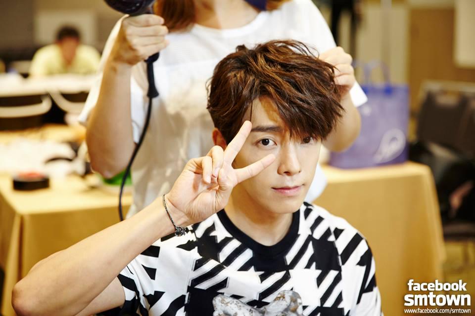 Super Junior - 東海 除了會唱歌、rap之外,還會作詞、作曲、編曲