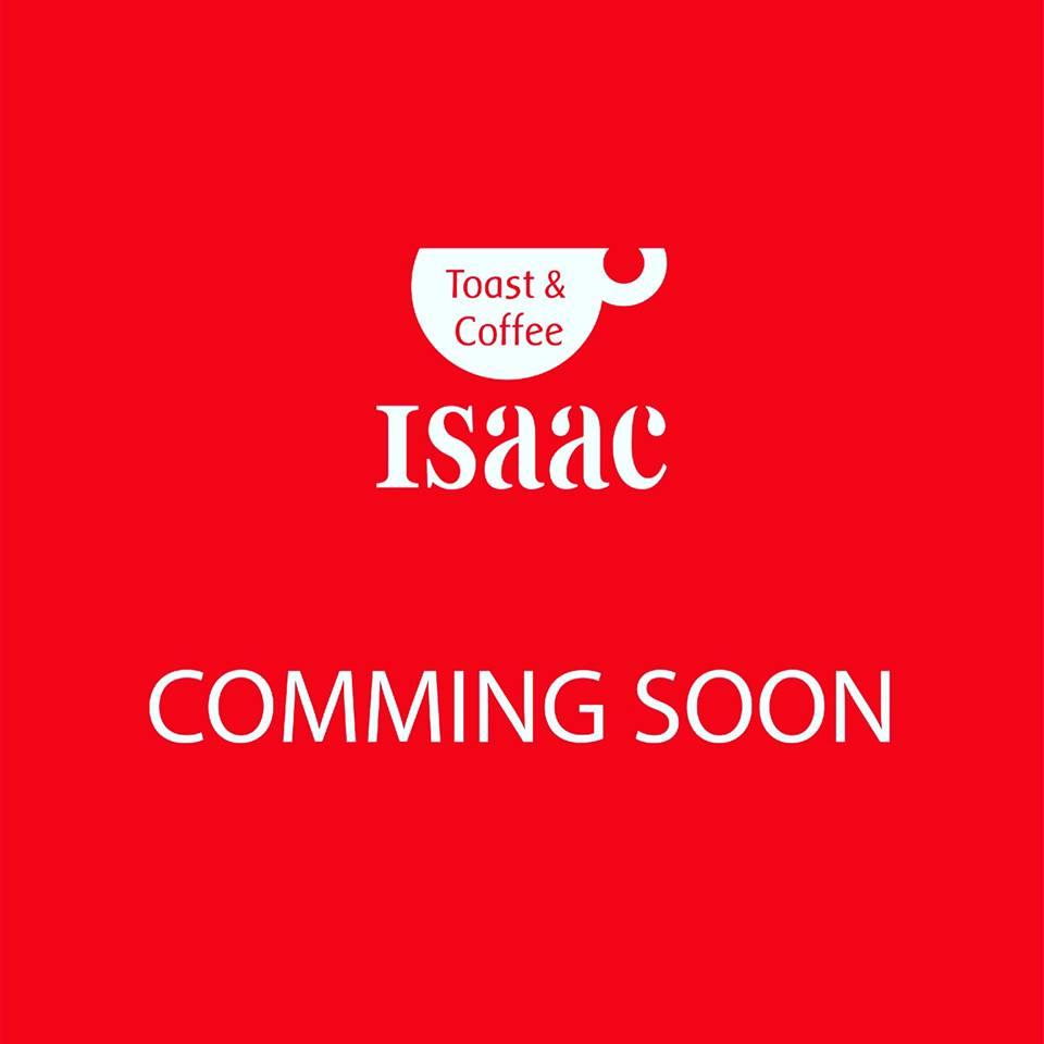 登登~Isaac Toast將快閃來到台灣! 於7/18~7/27的9:30~19:00,在SOGO忠孝館B2開設首發快閃店♡♡♡♡♡