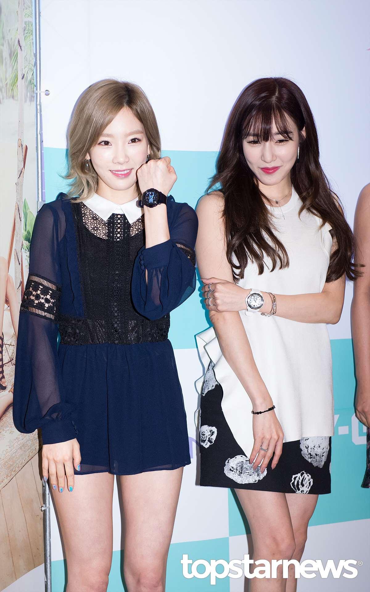 最近的風格服裝更是越來越有成熟的魅力,讓人感受到 Tiffany 從音樂到外在,整個人越來越成熟的魅力