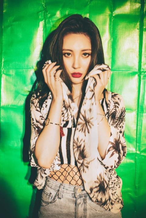 發行專輯當然就一定會打歌囉~而最近上班照片Wonder Girls的成員善美(宣美)就被粉絲大讚好美好清純~