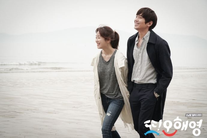 ✿TOP 4- tvN《又,吳海英》 話題指數/集:11,147 ※《又,吳海英》主要在講述兩名同樣叫做吳海英的女人,和一名能預見未來的男人,三人之間發生的浪漫愛情故事。