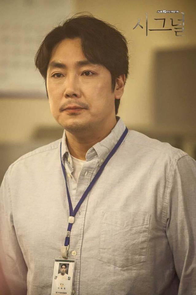 另外前陣子在《Signal》中飾演重案組刑警的帥大叔(?)趙震雄,也作為特別出演將在電影中亮相呦!