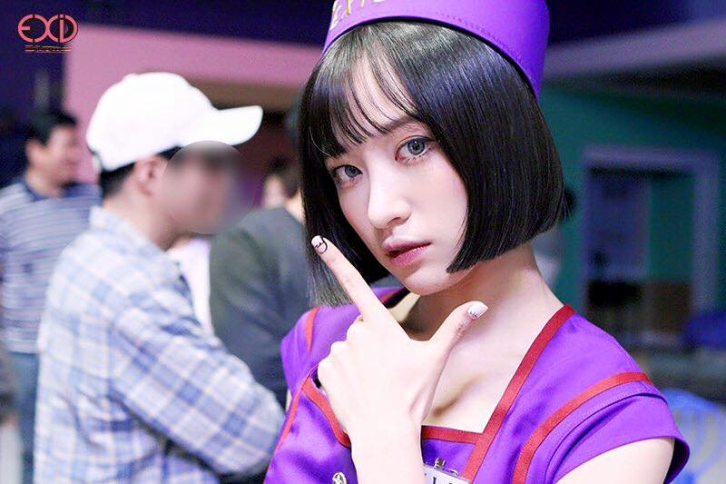 就讓我們一起期待Hani在電影中的表現吧! (好想飛去韓國看電影喔~~~ㅠ.ㅠ)