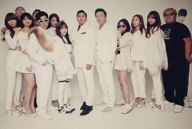 ✿TOP 8 - Mnet《音樂的神2》 話題佔有率:2.37% ➔上升14個名次
