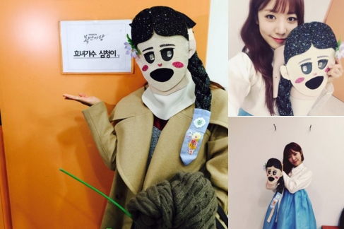 ✿TOP 5 - MBC《蒙面歌王》 話題佔有率:3.54% ➔下降2個名次