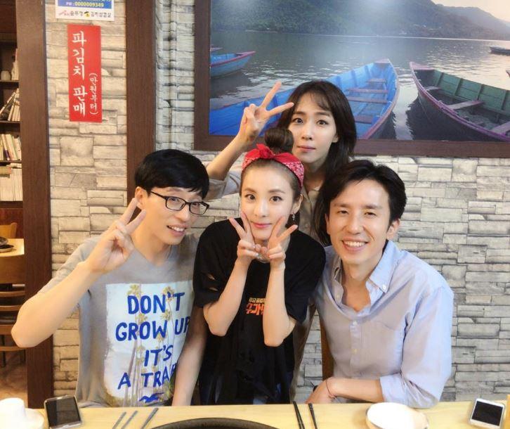 ✿TOP 4 - JTBC《Two Yoo Project - Sugar Man》 話題佔有率:4.35% ➔上升1個名次