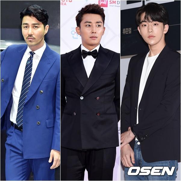孫浩俊加入YG的話,那這樣《三時三餐》除了爸爸真大海,其他成不就全部都是YG的人了嗎~~