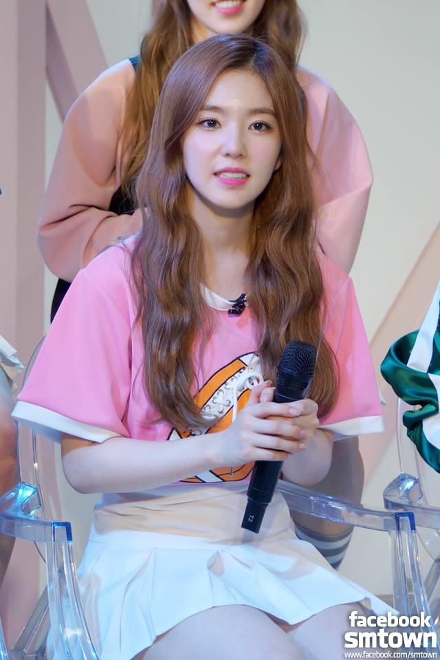 不過除了劇情之外,還有一個引人注意的討論點,那就是劇中有一位演員長的超像Red Velvet的Irene的演員