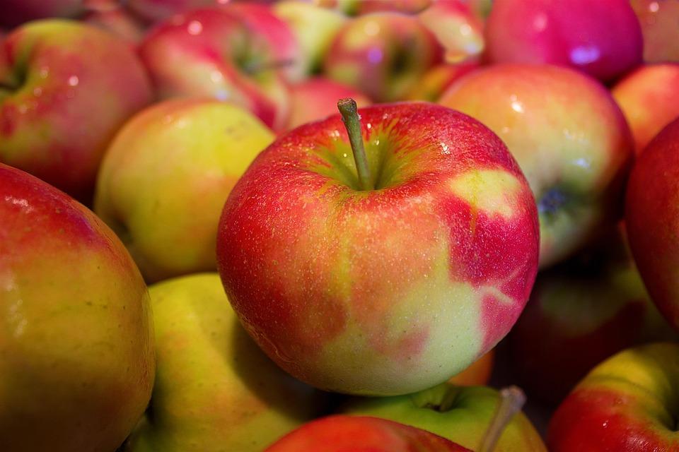 瘦大腿助攻食物:蘋果 蘋果是很常見的減肥水果,它含有的鈣質要比一般的水果多一些,能夠將體內多餘的鹽分代謝掉,有利於防止大腿變粗。此外,想要瘦腿就要減少鹽的攝入,因為鹽分攝入過多,就會很想多喝水,體內的水分囤積的過多,就會形成水腫型肥胖。