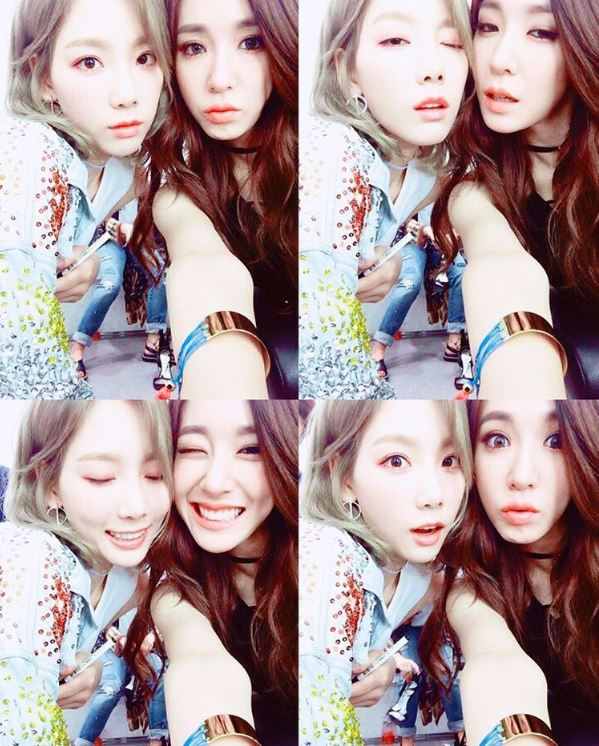 最後希望太妍在準備八月的演唱會之餘,也可以好好休息♥話說小編也好想飛韓國去看太妍啦ㅠ.ㅠ