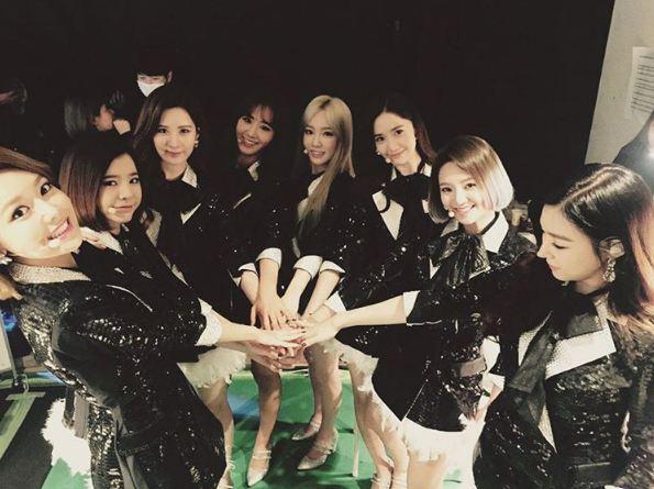 #17. 少女時代(Girls' Generation) 少女主導的時代來了
