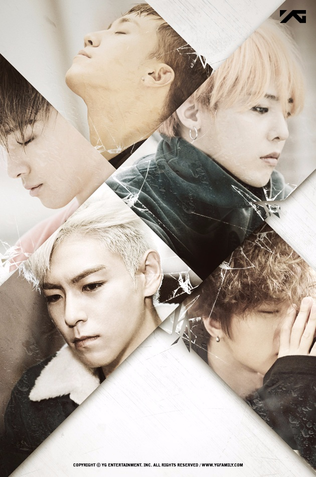 #24. BIGBANG BIGBANG原本是指'宇宙大爆炸,用來延伸為歌謠界的大爆炸