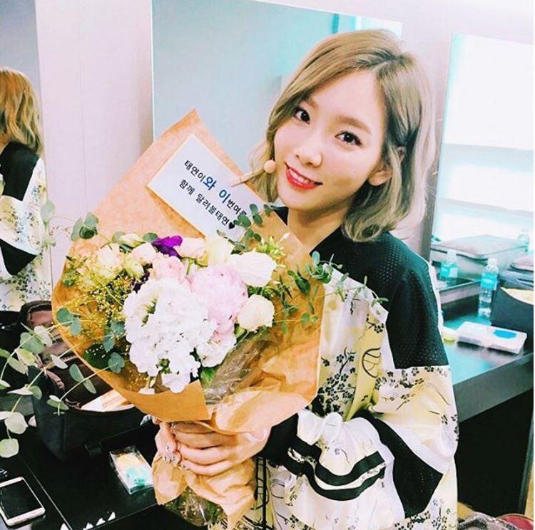 有去看太妍上周在首爾個人演唱會的人舉手!!!