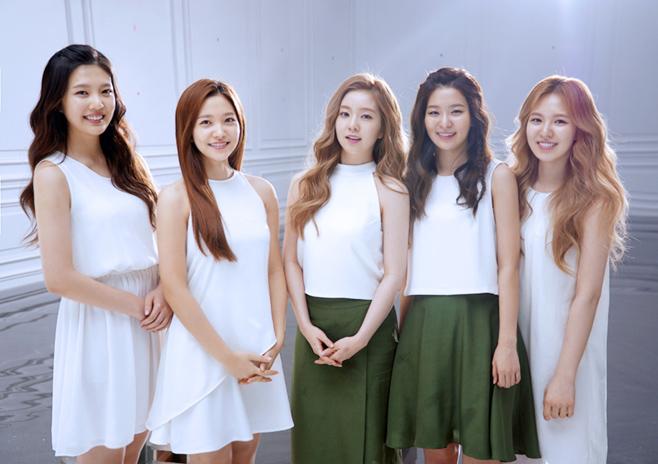 然而過去經常被攻擊身材的Red Velvet,在第二張迷你專輯《The Velvet》宣傳期過後…