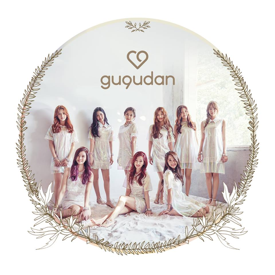 gu9udan清新又可愛的風格,可以說是非常符合世正和美娜的形象,但也有一部份網友認為I.O.I行程都還沒完全結束,提出「會不會太趕著組新女團」的質疑…