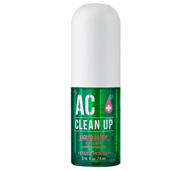 將將將~~~就是Etude House推出的這款「 AC Clean Up 祛痘凝胶 」。