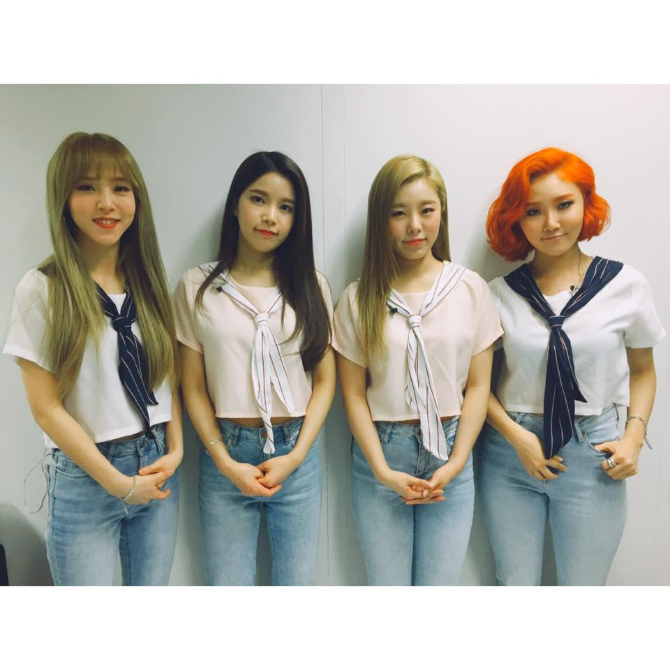 MAMAMOO剛出道時因為實力出眾,在競爭激烈的新人女團市場中脫穎而出,受到許多韓樂迷的喜愛♥