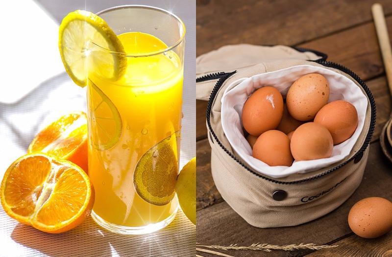 前16小時飲食√  清淡的食物 瘦身清單:檸檬水、水煮蛋