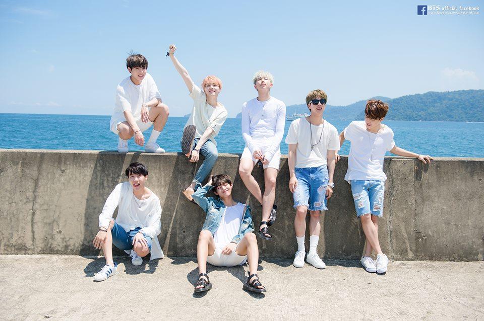 不管在韓國還是海外都擁有高人氣的防彈少年團,大家知道嗎?其實他們的概念照還才有一個小秘密喔!