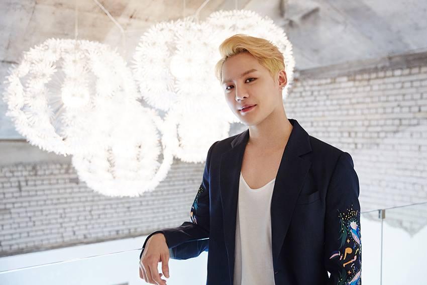 ✮ JYJ :: 金俊秀  ◆ 登記創作曲數:40 首 ◆ 單獨創作曲數: 16 首
