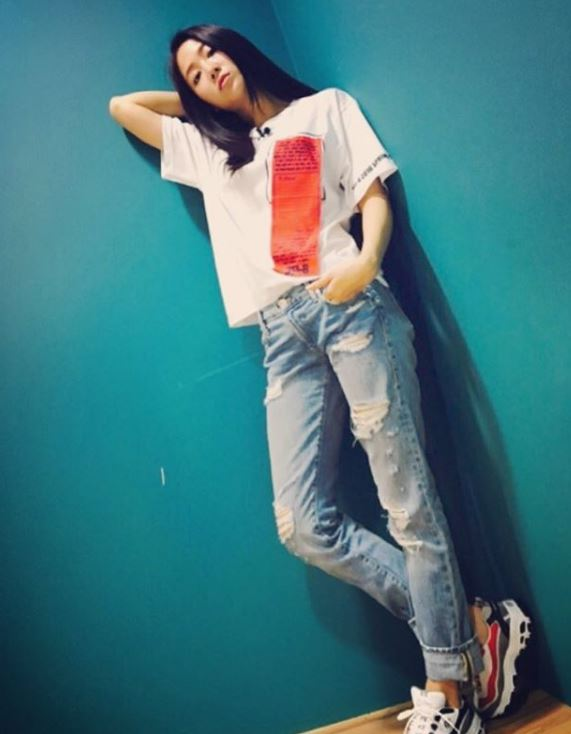 翻翻韶宥的instagram就會發現她為了這次的回歸真的做了很多努力的感覺~