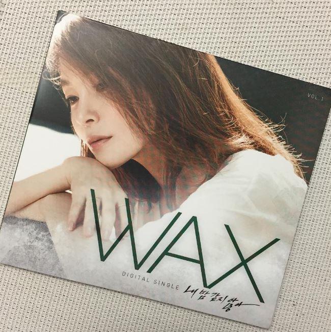 大家可能不太認識這位女歌手? Wax除了發行過許多張專輯,也演唱過不少經典韓劇的OST…