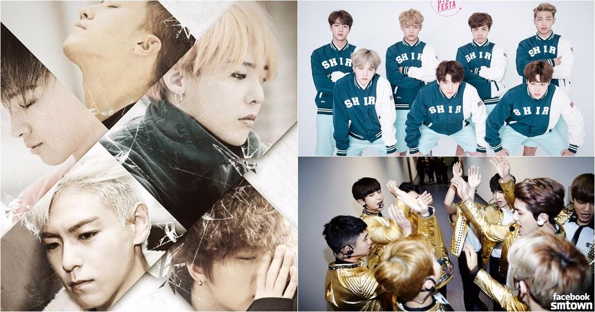 喜歡K-POP的你一定常會發現每次幾乎都是男團在刷新專輯銷量紀錄,不知不覺中專輯銷量也成為了衡量男團地位的指標