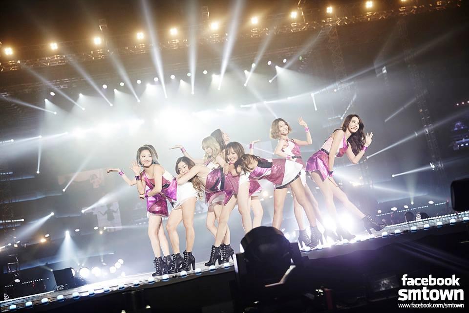 在韓國樂壇中如果衡量女團的專輯成績,不只會發現幾乎都由SM包辦,更驚人的是現在活動的女團中只有少時一個人能上榜,所以比起專輯銷量,在韓國想要知道女團的聲勢,也成了以計算音源排行為中心