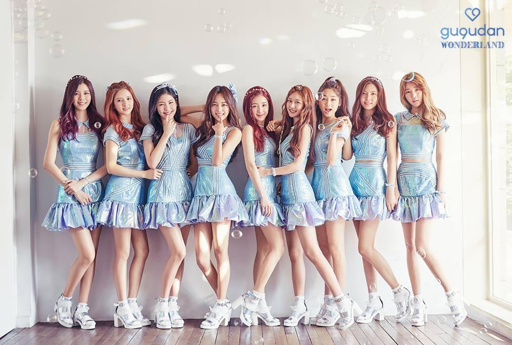 B+級:以進入Melon和Gaon 週間榜最高排名為基準 有I.O.I成員高知名度和VIXX同間經紀公司作為後援,雖然是今年出道的新團,但Melon週間最高95名, Gaon 35名,也算不錯!