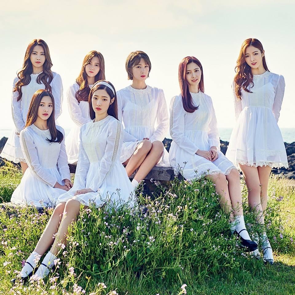 DIA Melon 週間:無;Gaon 週間 48名。