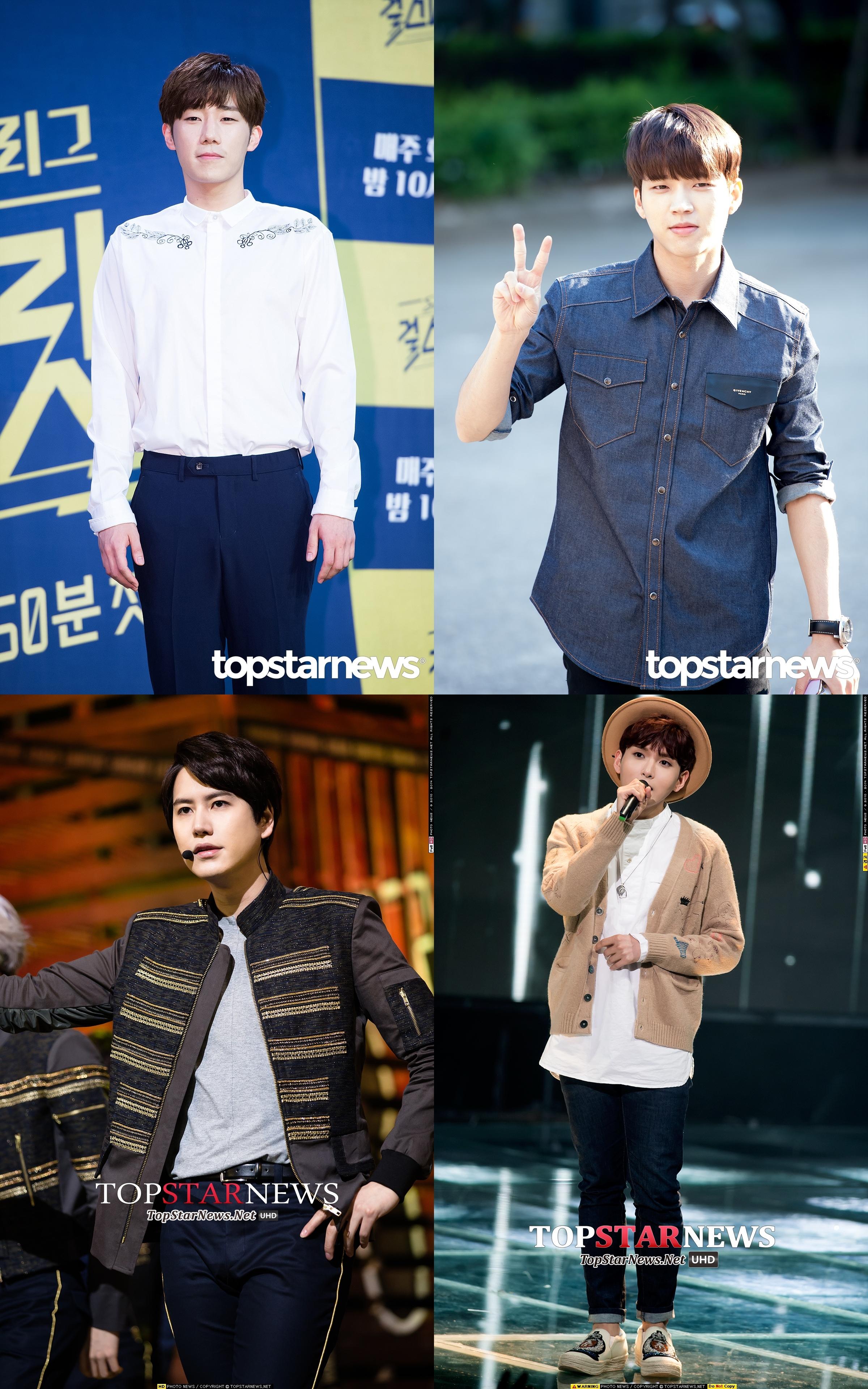 像是Super Junior的圭賢、厲旭、藝聲,INFINITE的聖圭、優鉉等也都有出過Solo專輯,反應也都不錯