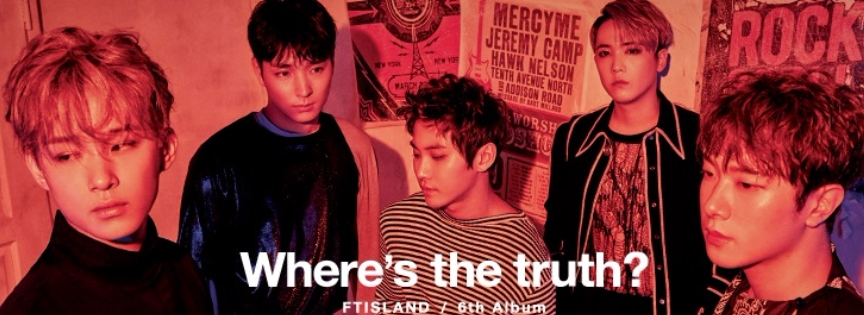而就在2016炎熱的七月,他們又再一次用第二張全創作專輯Where's the Truth回歸! 能夠明確定位往全創作製作人發展讓人開心,但同時粉絲難過的是...