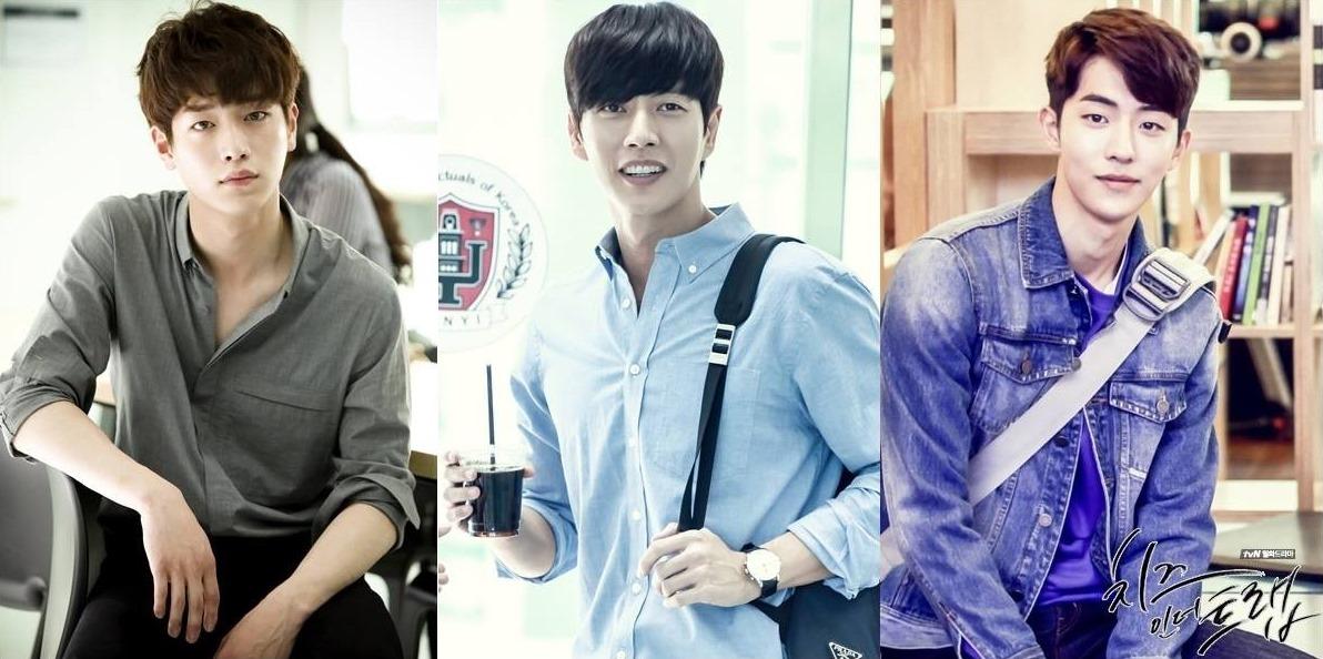 但不得不說因為有三位花美男朴海鎮、徐康俊和南柱赫出演,讓整部劇看起來非常有「眼球淨化」的效果(笑)然而tvN在八月中,即將要推出另一部充滿花美男的戲劇啦!